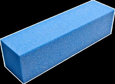 Bufferblok blauw