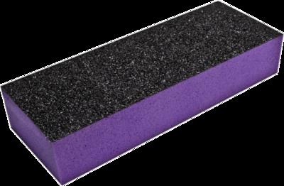 Bufferblok paars/grijs 80/100