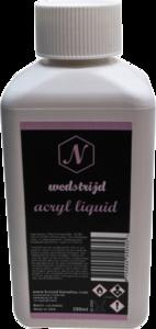 wedstrijd acryl liquid